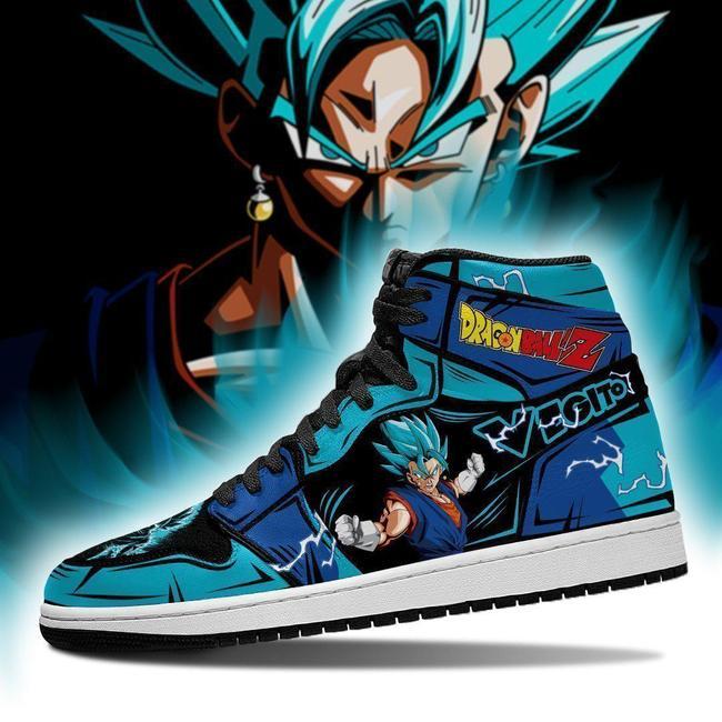 Dragon Ball Z Shoes